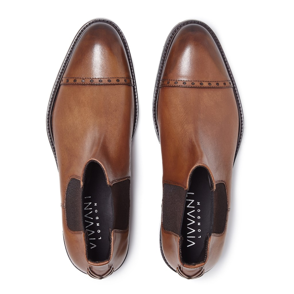 Brion Chelsea Brown Patina 4