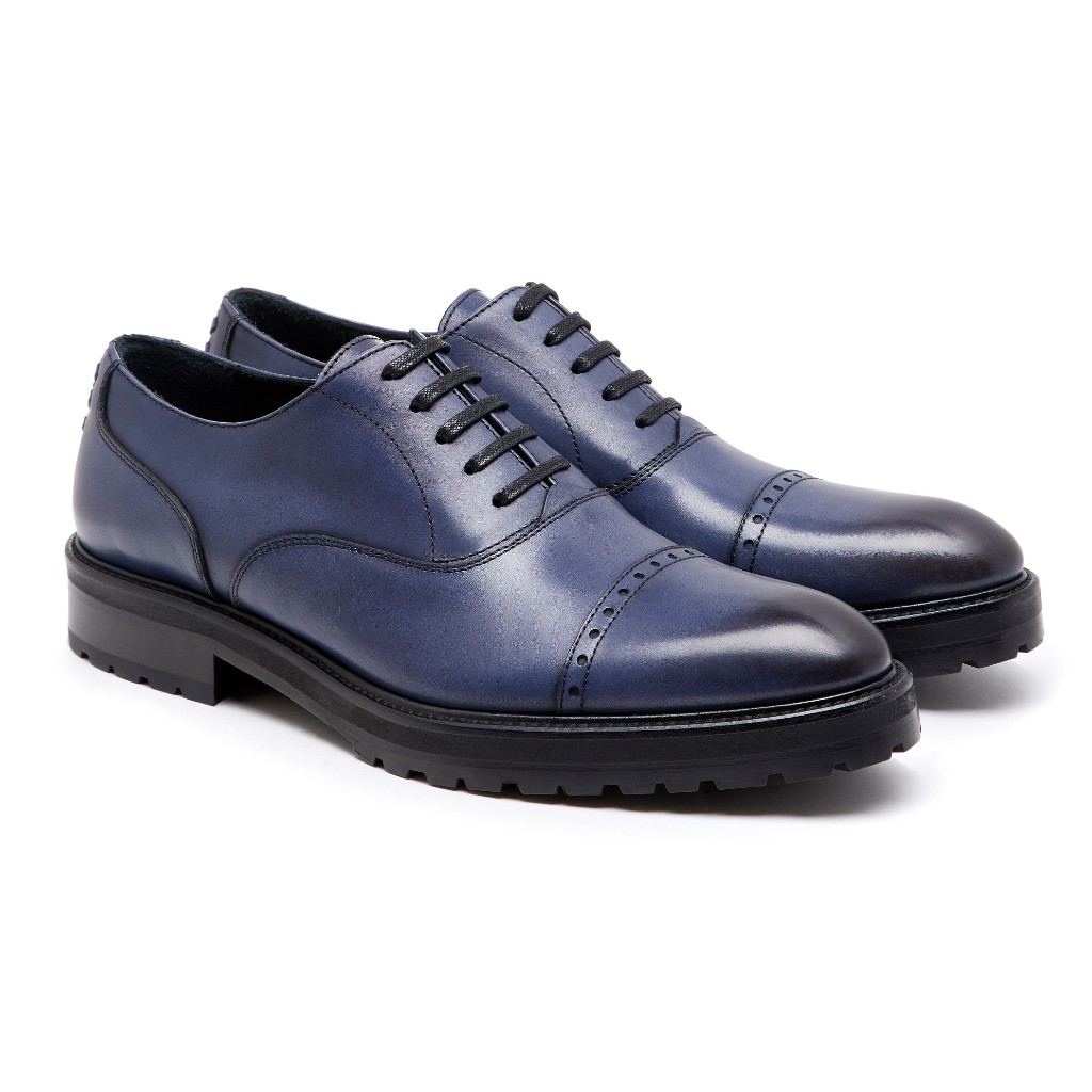 Oliver Oxford Blue Patina 2