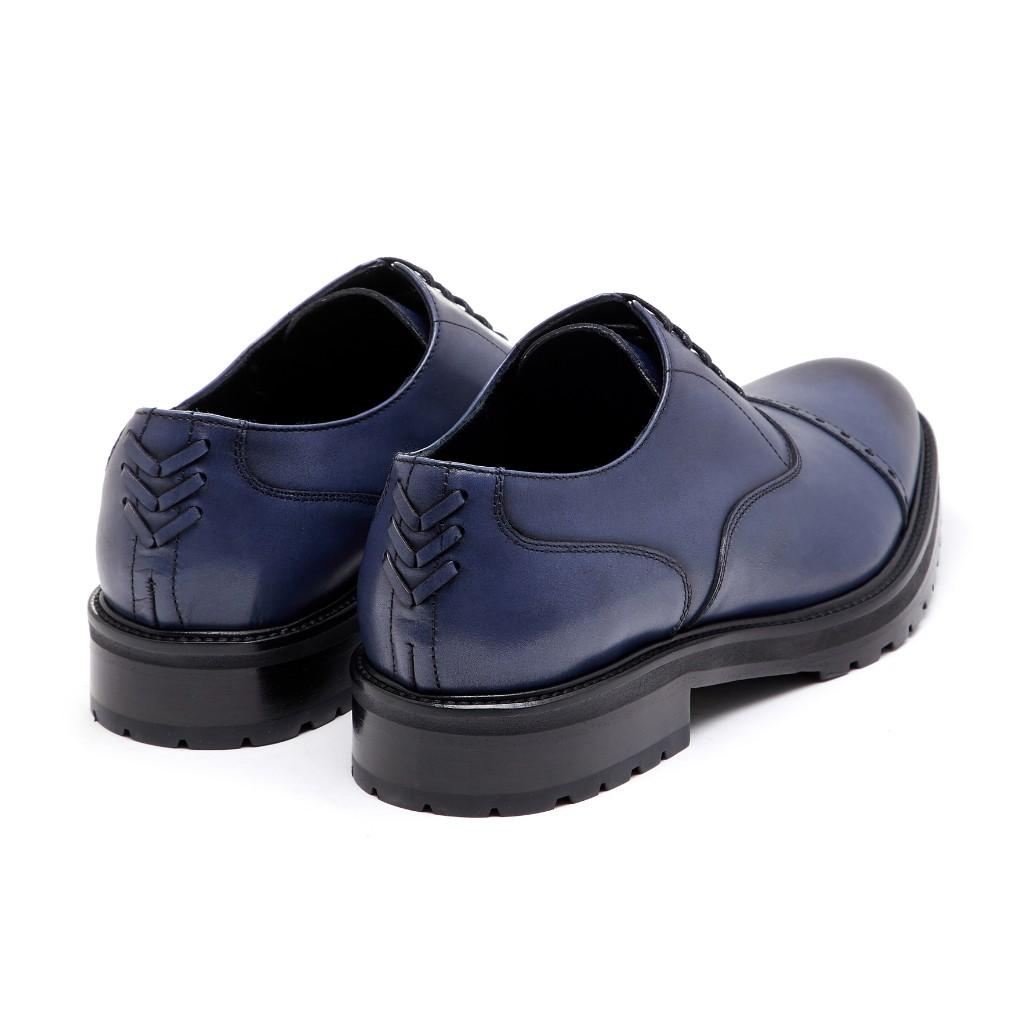 Oliver Oxford Blue Patina 3