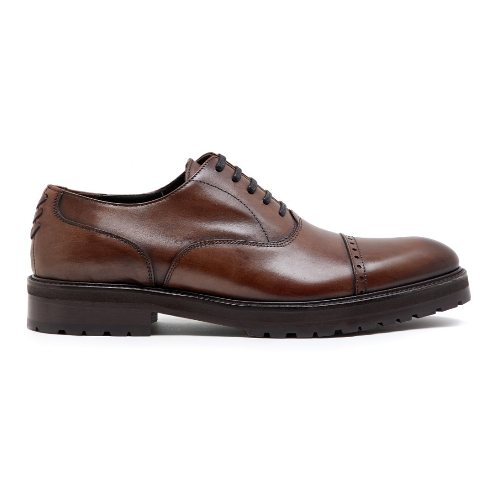 Oliver Oxford Brown Patina 1