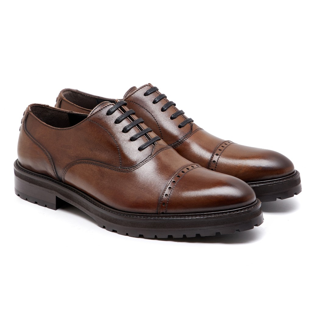 Oliver Oxford Brown Patina 2