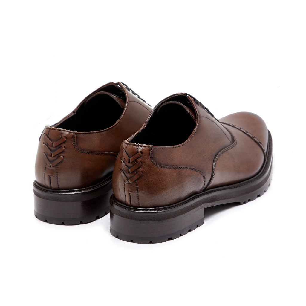 Oliver Oxford Brown Patina 3