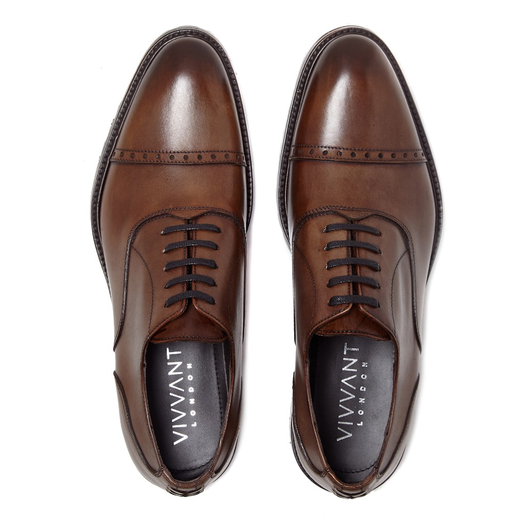 Oliver Oxford Brown Patina 4