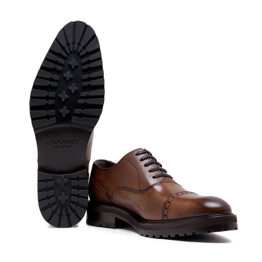 Oliver Oxford Brown Patina 5