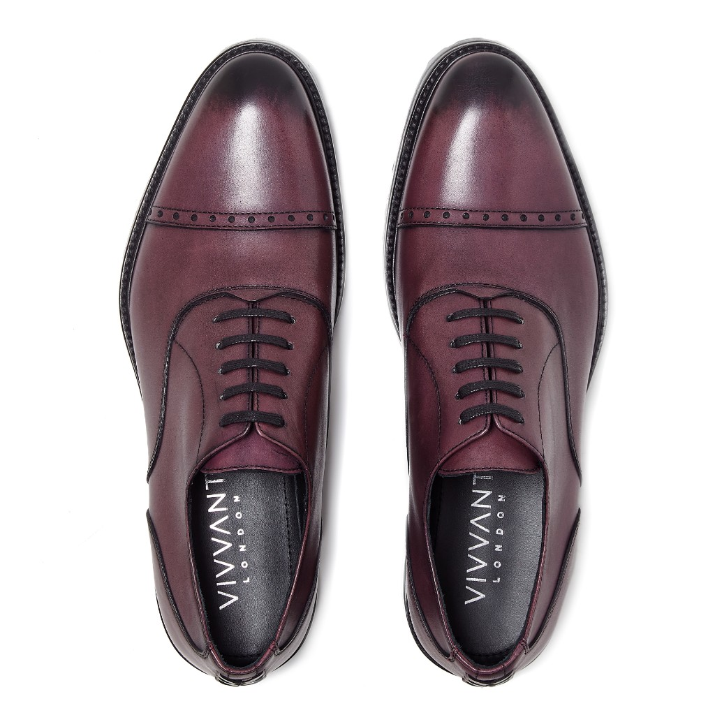 Oliver Oxford Burgundy Patina 4