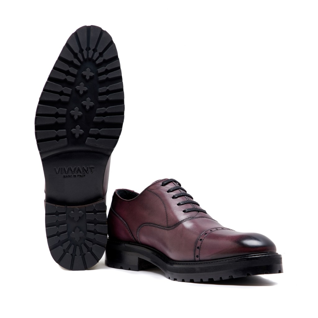 Oliver Oxford Burgundy Patina 5