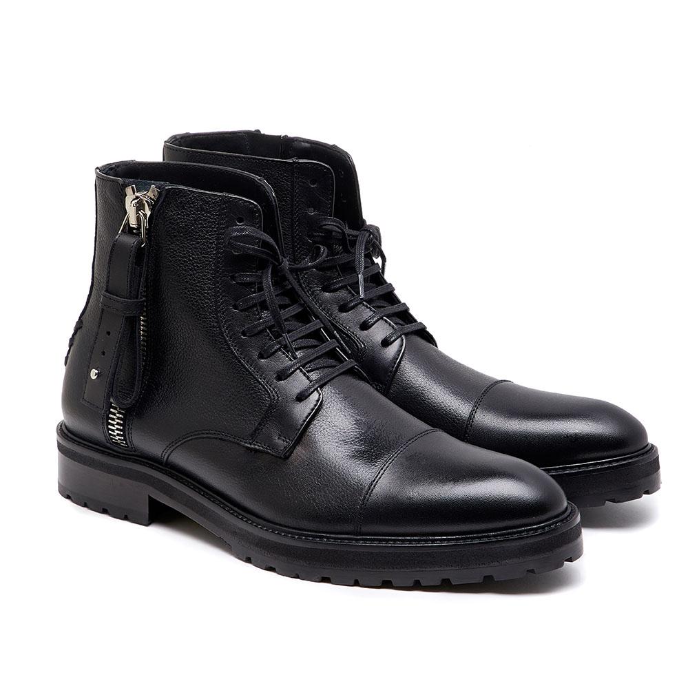 Snowdon Military Black 2