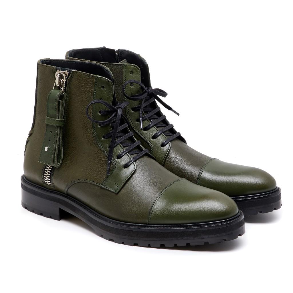 Snowdon Military Green 2
