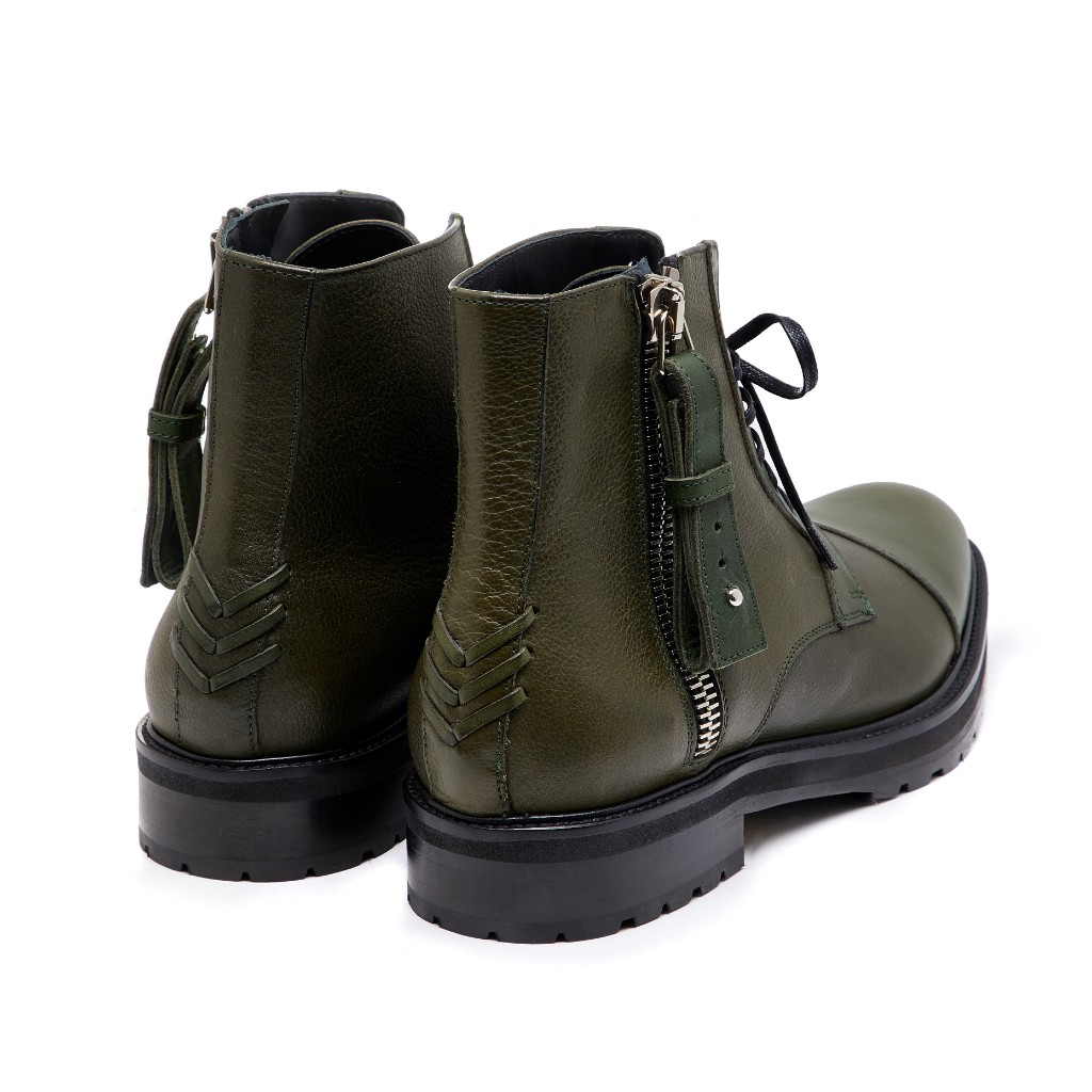 Snowdon Military Green 3