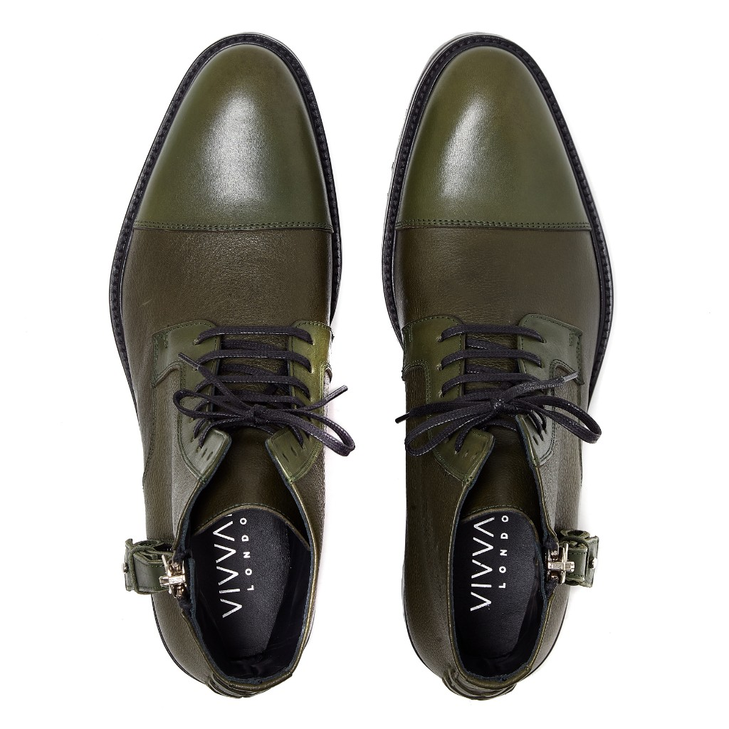 Snowdon Military Green 4