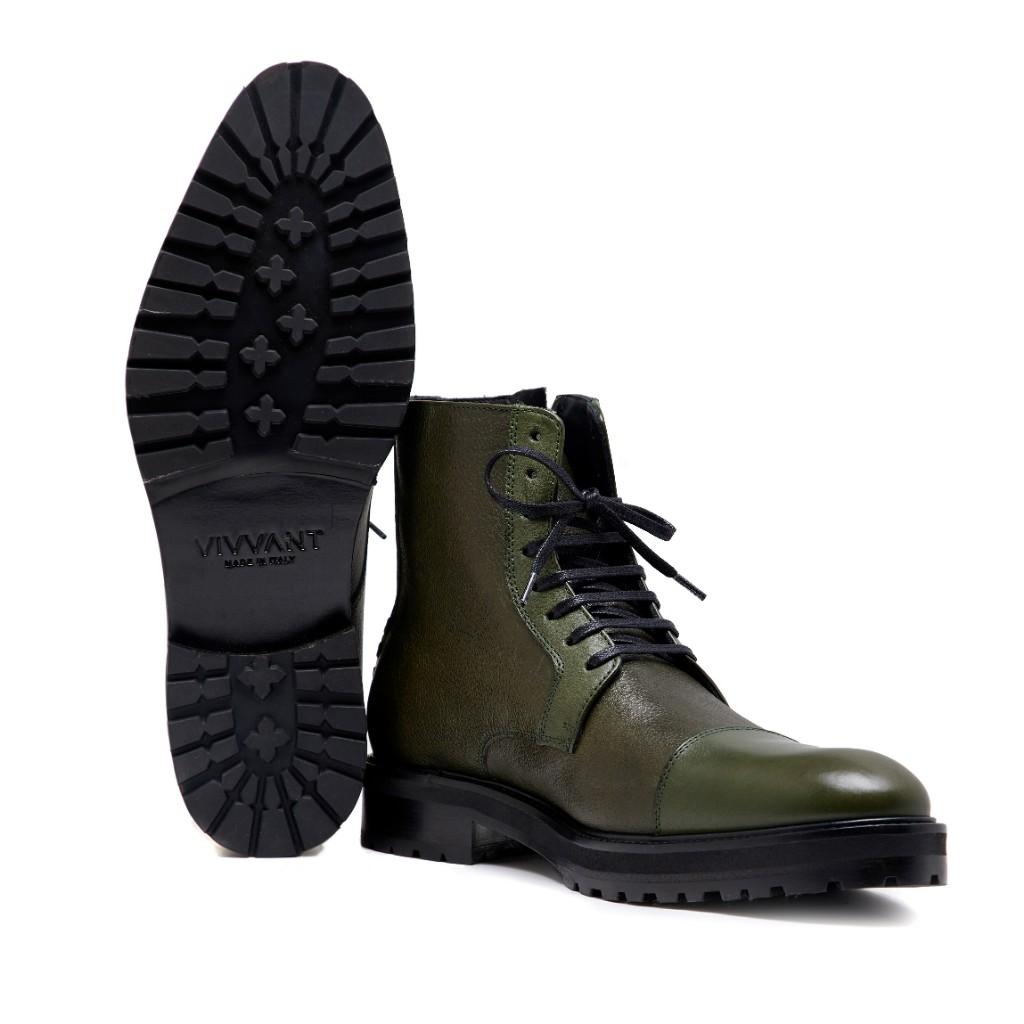 Snowdon Military Green 5