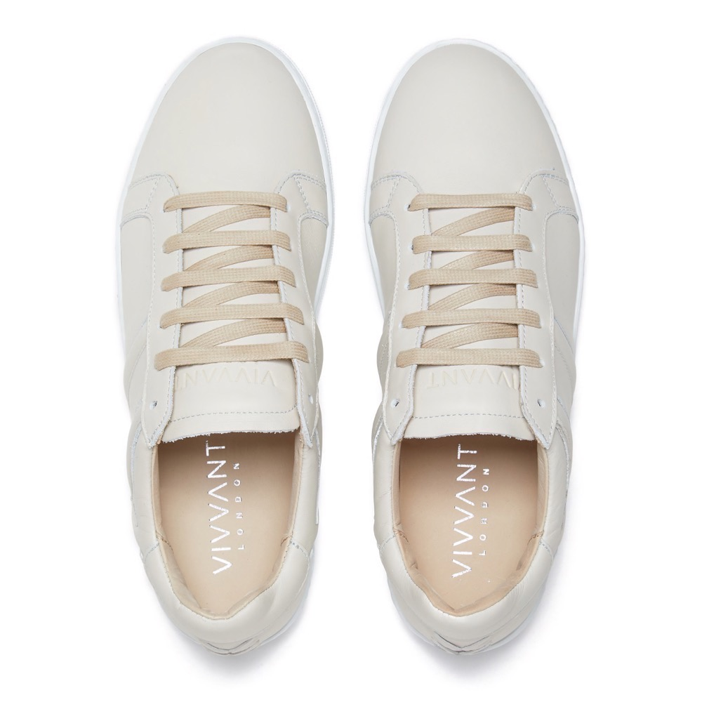 Sneakers Off White Leather T