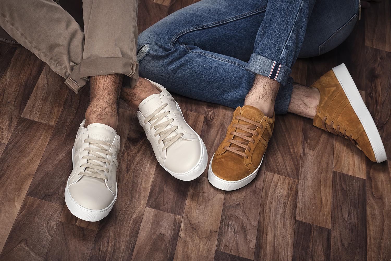 Vivvant Lodnon Men Sneakers Made In Italy